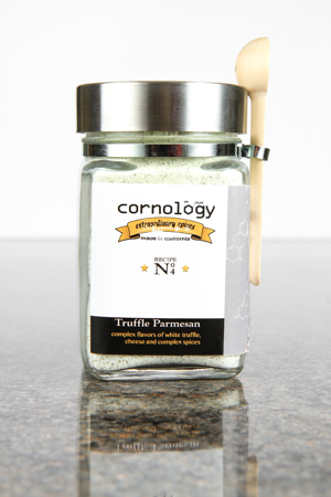 Truffle Parmesan Spice Blend