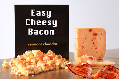 Easy Cheesy Bacon
